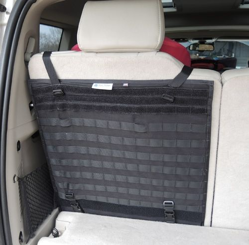 """18"""" wide MOLLE CompatableSeat panel"""