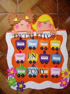 *DETALLITOS EN FOMY*: PANELES Y MAS PANELES