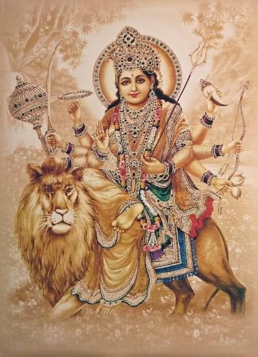Durga Durga maa and Shiva t ef7cf9ede