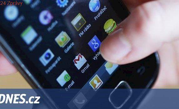 Řidič kradl mobilní telefony, které převážel ze skladu na prodejny
