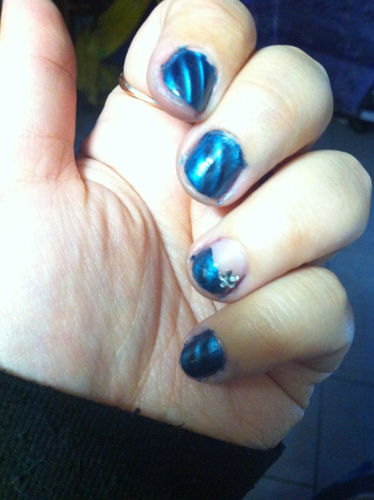 Blu diamonds