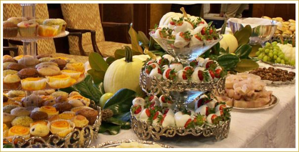Food For Catering Ideas