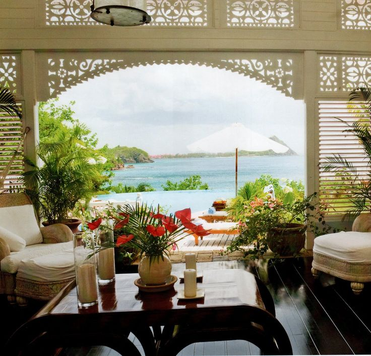 Caribbean Home Decor: 214 Best Island Decor + Furniture