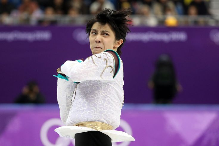 Yuzuru Hanyu Wins Figure Skating Gold Medal