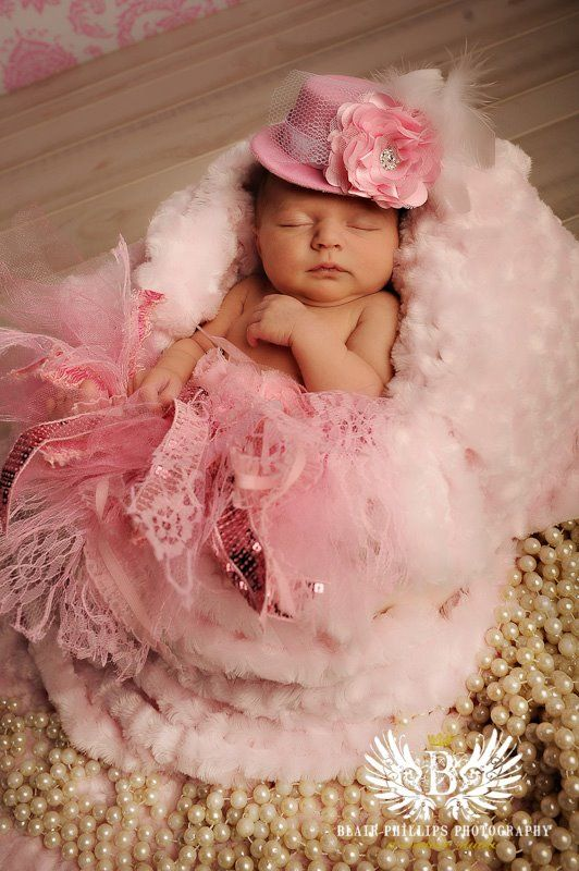 Perfectly Sweet!    Blair Phillips Photography: Landis, NC. I know a beautiful baby who could where this.