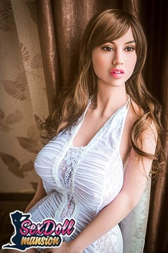 Erica is a lifelike silicone doll that you'll find near the ocean. Wanna know why? She likes to feel the water all around her soft, succulent body