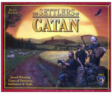 Settlers of Catan (4th edition)