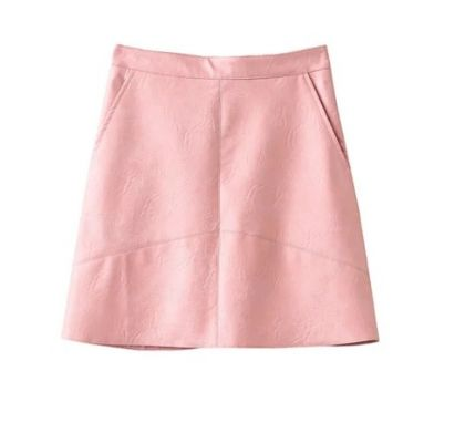 MINI SKIRT ARTIFICIAL SKIN