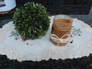 Manteiga (ou Pasta) de Amendoin