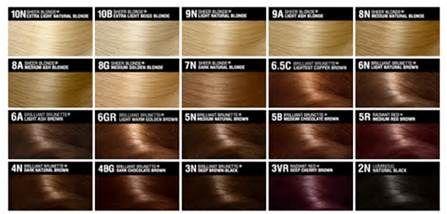 josiesjuice.blogspot.comHome Hair Colour chart to