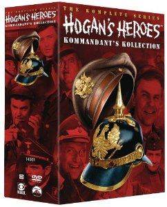 Hogan's Heroes: The Komplete Series, Kommandant's Kollection (2010) Bob Crane (Actor), Werner Klemperer (Actor) | Rated: Unrated | Format: DVD Price: 	$68.99 https://www.amazon.com/dp/B002L9N4O2/ref=as_li_ss_til?tag=howtobuild005-20=0=0=as4=B002L9N4O2=1WAXG2EJESZRNX8KB2WF