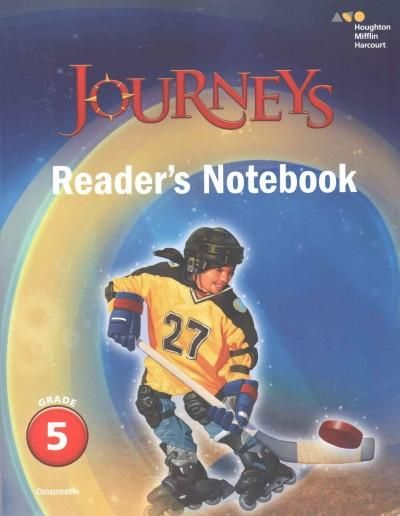 Journeys Reader's Notebook, Grade 5