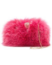 Benedetta Bruzziches 'Punkette' Clutch pink - Lyst