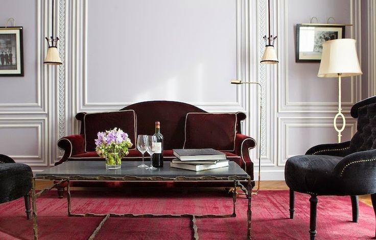 www.eyefordesignlfd.blogspot.com: Decorating With Velvet Sofas.........Trendy For 2015