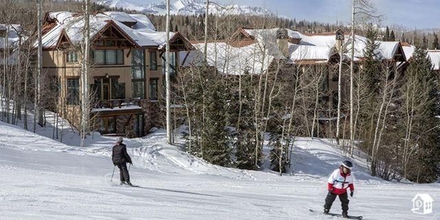 Die große Küche lädt zur Stärkung nach dem Ski fahren ein.