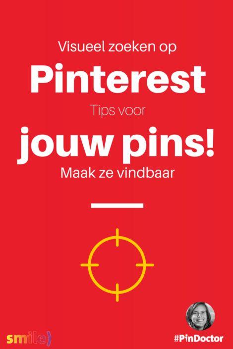 Visueel zoeken op Pinterest, tips voor jouw pins! Blog door @suuswartenbergh