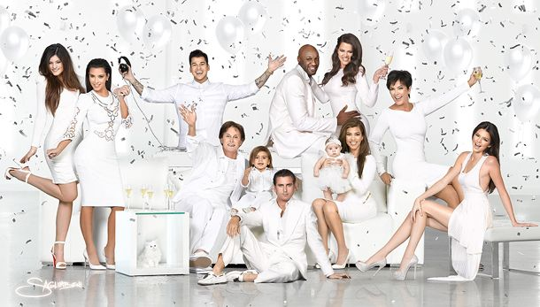 Kardashian Christmas Card: the making of the world's most viewed holiday portrait