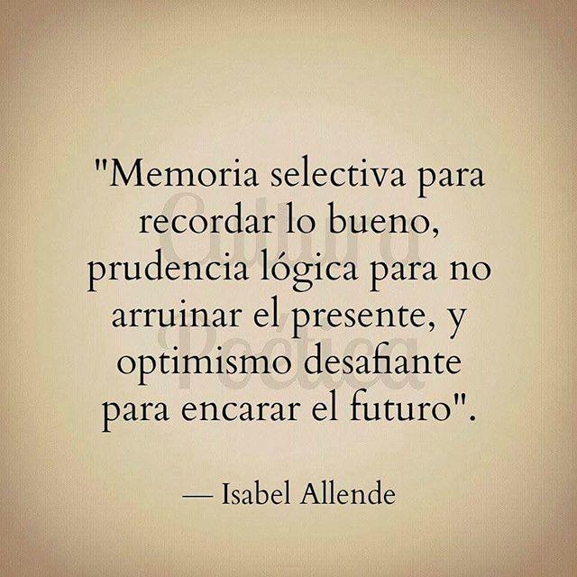 Memoria selectiva.