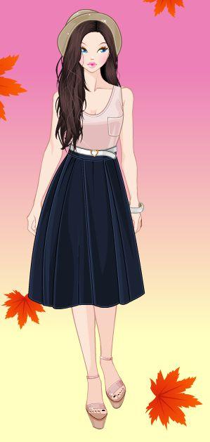 Online dress-up games - Love!