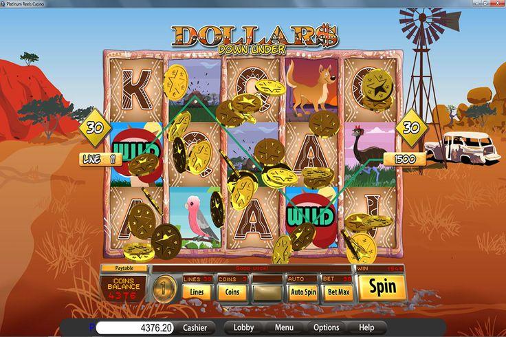 online casinos down