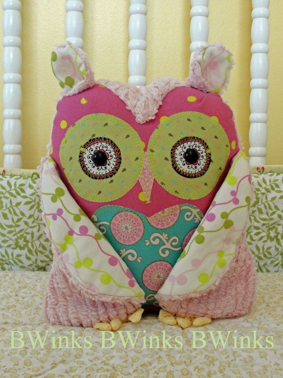 I just love these owls! I need to design my own...