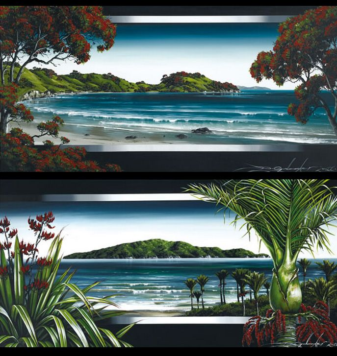 New Zealand landscape art-prints by Dale Gallagher. Available from imagevault.co.nz