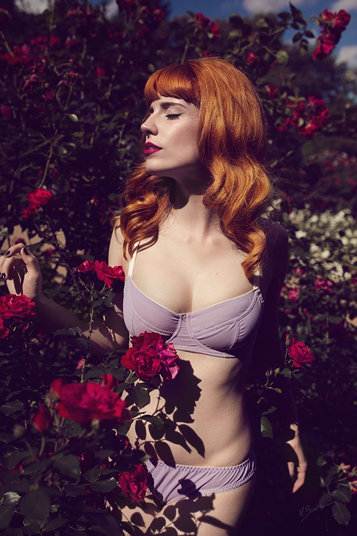 Wishing for a little bit of lucious lingerie to brighten up your day? The last limited edition pieces of our beautiful Lilac Bardot Lingerie will be appearing in our Black Friday sale, as worn by the utterly gorgeous Vanessa Frankenstein in this utterly mesmerizing shoot by Mia Scarcello Photography