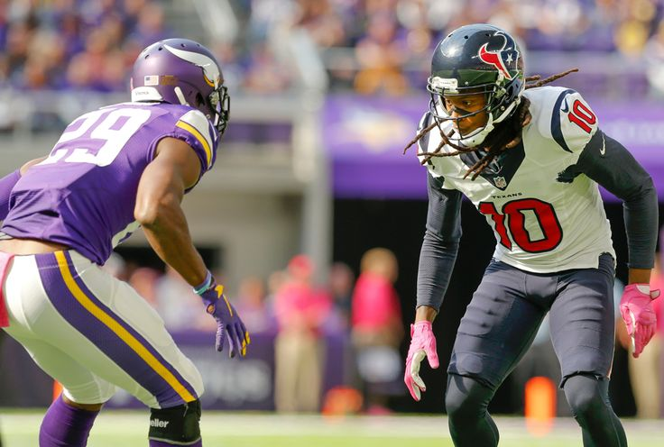 3 Stats That Stood Out: Texans at Vikings