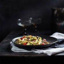 Penne Pesto Pasta Salad - Allrecipes.com