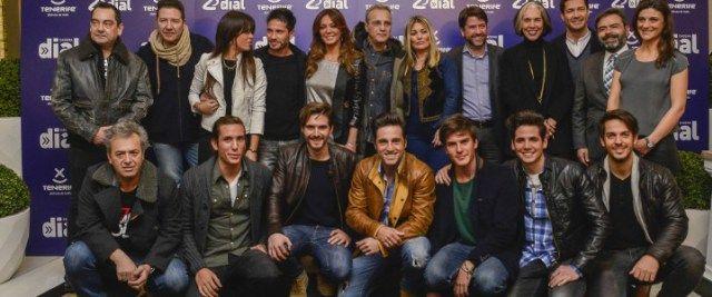 Hombres G premiados por Cadena Dial entre varios artistas. #HombresG