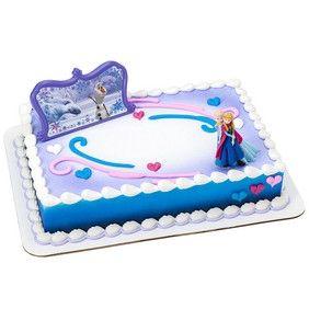 Elsa, la Reine des neiges - Suis ton coeur Decopac