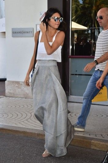 Kendall Jenner - Cannes Film Festival 2015: Dag 8 - Party's - People