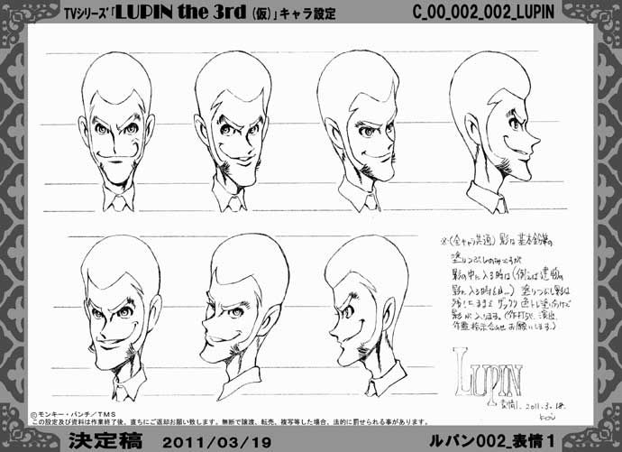 Gallery|LUPIN the Third -峰不二子という女-