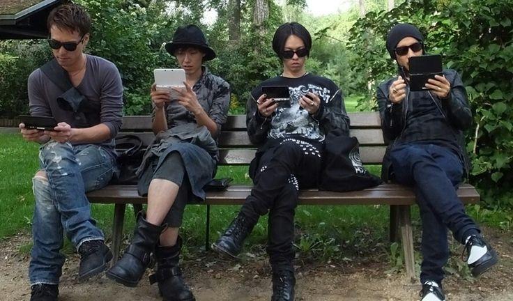 #Spyair #JRock #Japanese #Japan