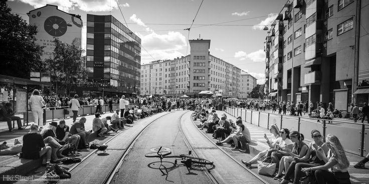 Kallio, Helsinki by Tuomas Kaisti