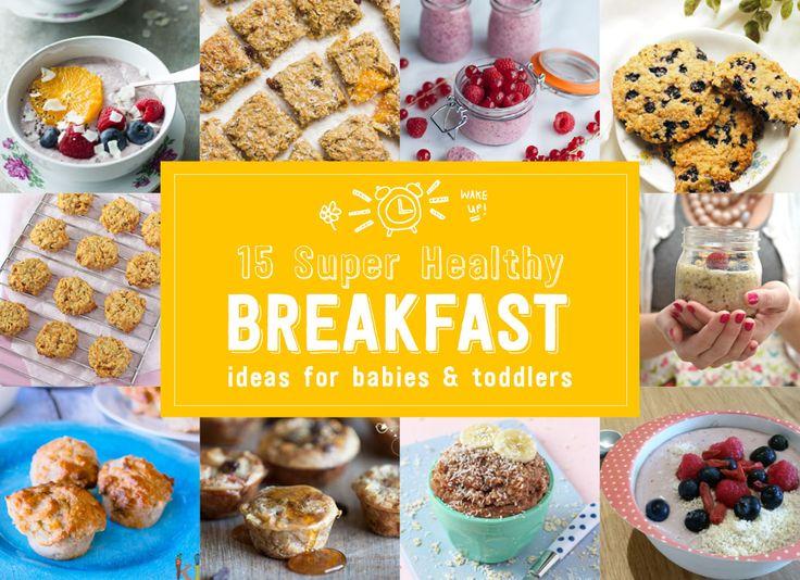 The 25 Best Baby Breakfast Ideas On Pinterest