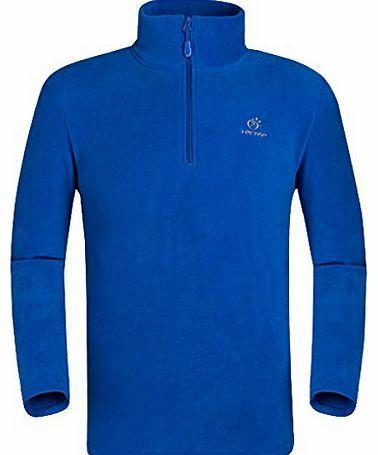 Tectop Men Fleece Pullover Sweatshirt Up Half Zip Fleece Jacket Size XL - Blue No description (Barcode EAN = 0889119708379). http://www.comparestoreprices.co.uk/mens-sportswear/tectop-men-fleece-pullover-sweatshirt-up-half-zip-fleece-jacket-size-xl--blue.asp