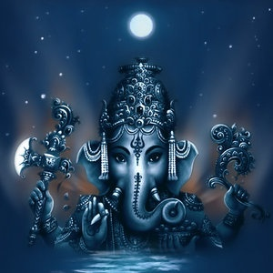 Lord Ganesh the Remover of Obstacles and the god of success