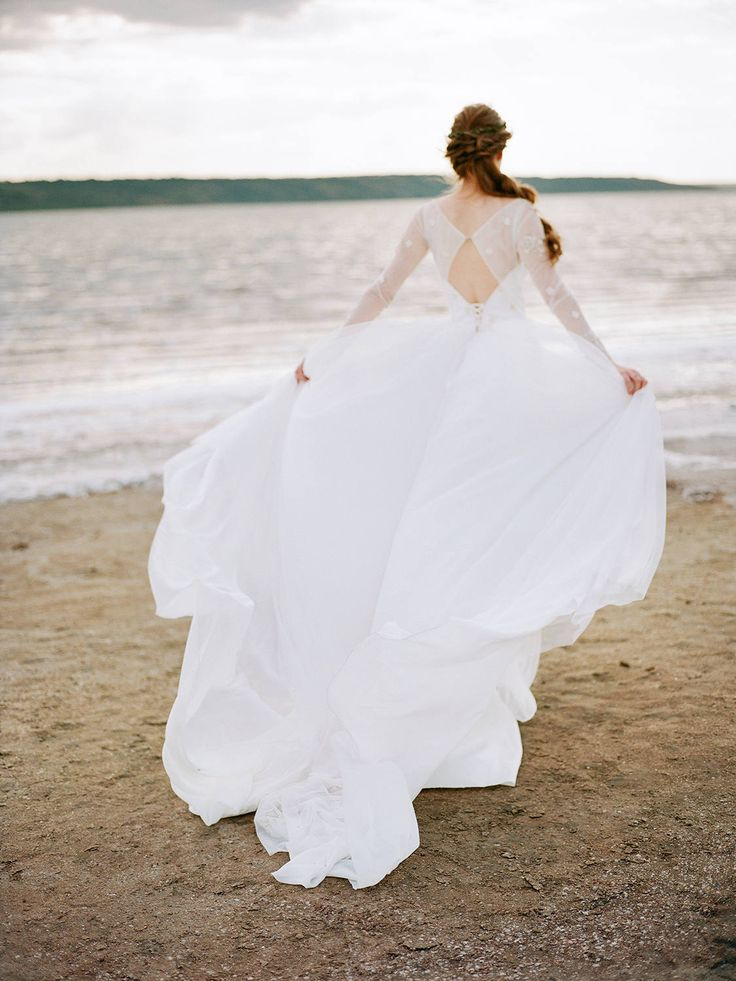 small intimate weddings southern california%0A    Breathtaking Long Sleeve Wedding Gowns