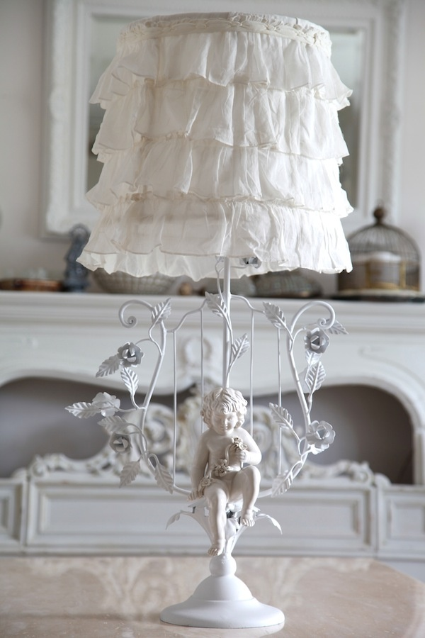 I have a lamp base that needs this kind of shade