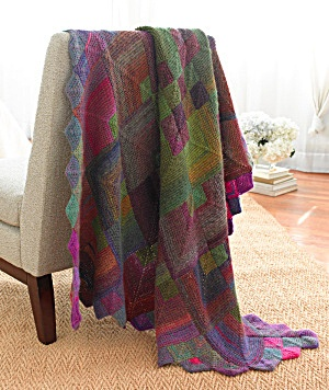Love this afghan!  If my attention span was more than - oh, look, shiny things!Mitered Squares, Knits Crochet, Free Pattern, Lion Brand Yarn, Knits Pattern, Lionbrand, Squares Afghans, Knits Afghans, Afghans Pattern