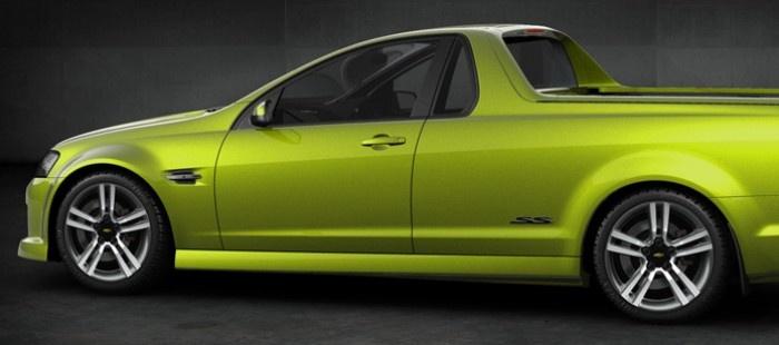 Chevy Lumina UTE
