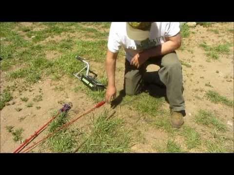 Sencillo detector de metales Tutorial (casero) - YouTube