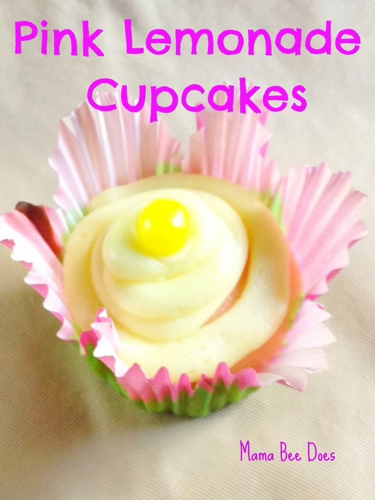 ... on Pinterest | Pink lemonade cupcakes, The flowers and Pink flowers