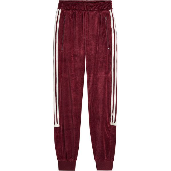 Adidas Originals Challenger Velour Track Pants ($81