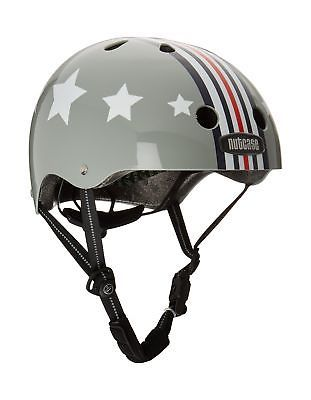 Nutcase - Patterned Street Bike Helmet for Adults Fly Boy Small1  Color - Fly Boy, UPC - 817852010695, Size - Small, EAN - 0817852010695