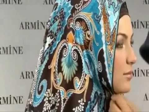 جريدة مصر | الحجاب التركى موضة شتاء 2012