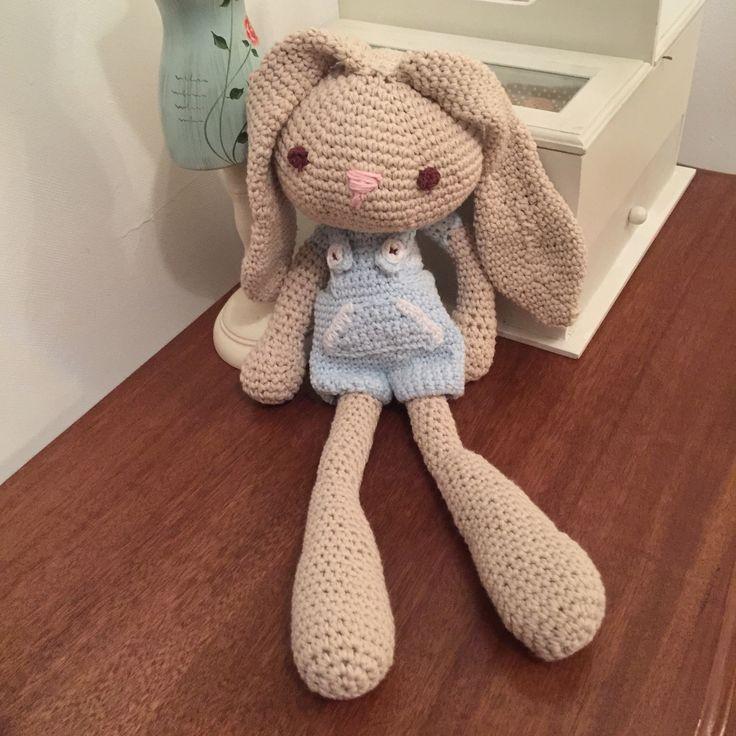 Conejo corchet