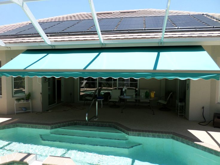 21 Best Images About Retractable Awnings On Pinterest