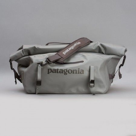 Patagonia Stormfront Roll Top Boat Bag in Feather Grey